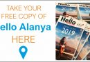 Take your FREE copy of Hello Alanya