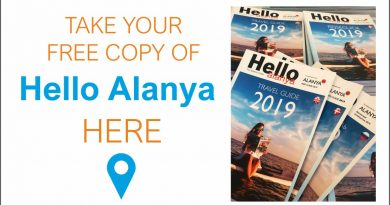 Where to find Hello Alanya
