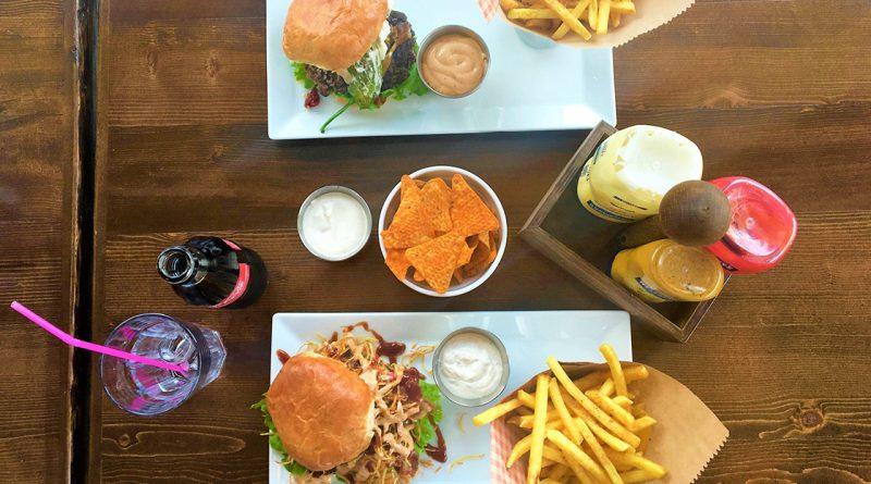 Beach Side Burger: best burgers in town