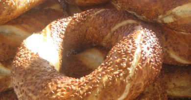 More than just a Round Bread: The Simit